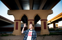 Lubbock senior photo modern photography