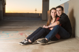 cute engagements lubbock modern photography