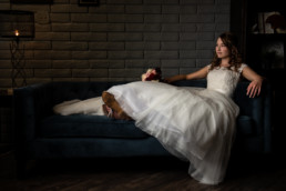 Modern mood wedding photography lubbock