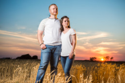 Modern lubbock photography engagement cool