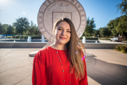 Lubbock senior photo modern photography texas tech